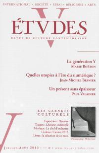 Etudes. n° 4191-2