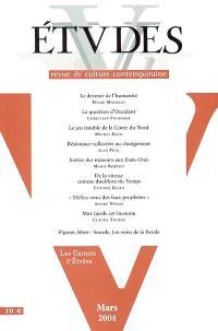 Etudes. n° 400-3