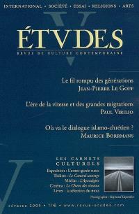 Etudes. n° 410-2