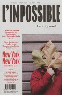 Impossible (L') : l'autre journal. n° 6