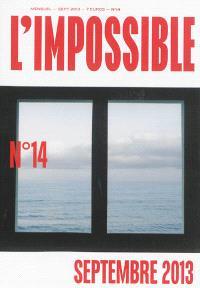 Impossible (L') : l'autre journal. n° 14