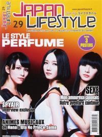 Japan lifeStyle : le féminin pétillant sur les nouvelles tendances du Japon. n° 29