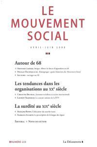 Mouvement social (Le). n° 223