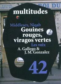 Multitudes. n° 42