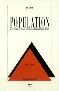 Population. n° 6 (2001)