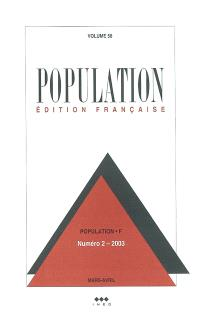 Population. n° 2 (2003)