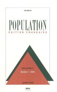 Population. n° 1 (2004)