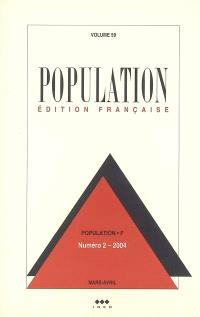 Population. n° 2 (2004)