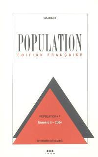 Population. n° 6 (2004)