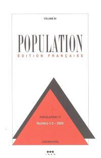 Population. n° 1-2 (2005)