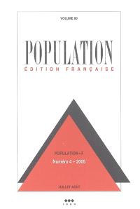 Population. n° 4 (2005)