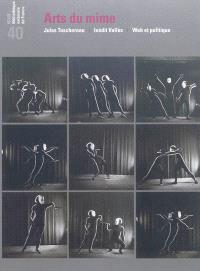 Revue de la Bibliothèque nationale de France. n° 40, Arts du mime