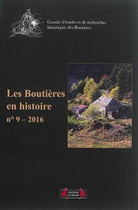 Boutières en histoire (Les). n° 9