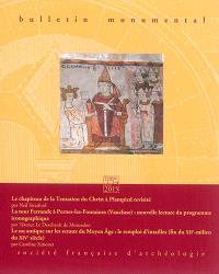 Bulletin monumental. n° 173-4