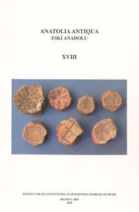 Anatolia antiqua = Eski Anadolu. n° 18