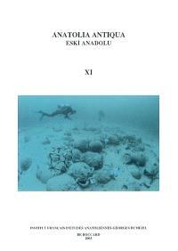 Anatolia antiqua = Eski Anadolu. n° 11