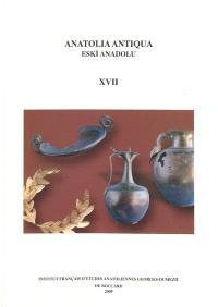 Anatolia antiqua = Eski Anadolu. n° 17