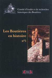 Boutières en histoire (Les). n° 5