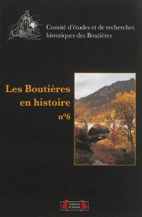 Boutières en histoire (Les). n° 6