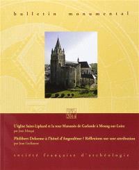 Bulletin monumental. n° 172 (1), L'église Saint-Liphard et la tour Manassès de Garlande à Meung-sur-Loire. Philippe Delorme à l'hôtel d'Angoulème ? : réflexions sur une attribution