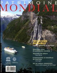 Patrimoine mondial. n° 56, Année internationale de la biodiversité : patrimoine et diversité : synergies et solutions