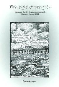 Ecologie et progrès. n° 1