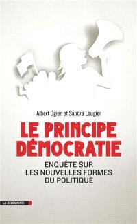 Le principe démocratie : enquête sur les nouvelles formes du politique