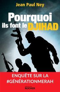 Pourquoi ils font le djihad : enquête sur la #GénérationMerah