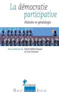 La démocratie participative : histoire et généalogie