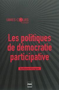 Les politiques de démocratie participative