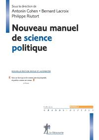 Nouveau manuel de science politique