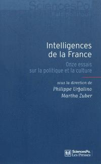 Intelligences de la France : onze essais sur la politique et la culture