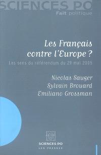 Les Français contre l'Europe ? : les sens du référendum du 29 mai 2005