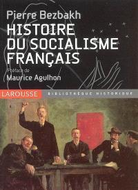 Histoire du socialisme français