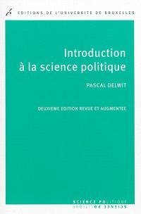 Introduction à la science politique
