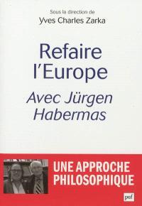 Refaire l'Europe