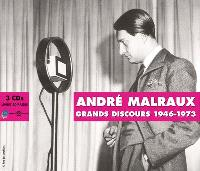André Malraux : grands discours, 1946-1973