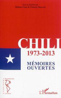Chili 1973-2013 : mémoires ouvertes