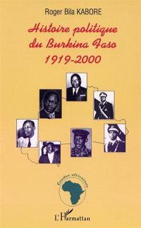 Histoire politique du Burkina Faso, 1919-2000
