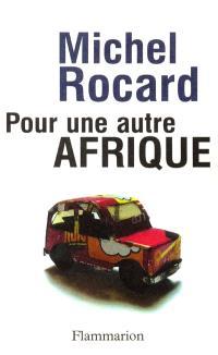 Pour une autre Afrique