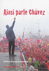 Ainsi parlait Chavez