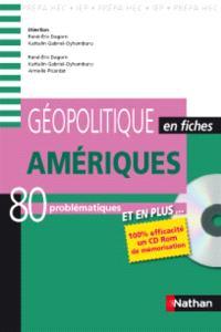 Amériques : 80 problématiques, prépa HEC