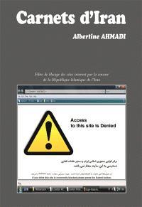 Carnets d'Iran : récit
