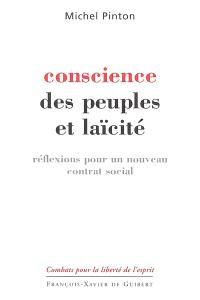 Conscience des peuples et laïcité : réflexions pour un nouveau contrat social