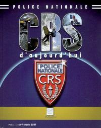 CRS d'aujourd'hui : police national