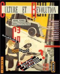Culture et révolution