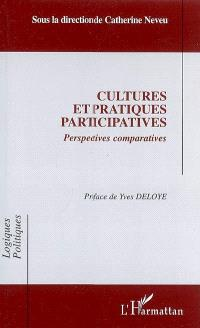 Cultures et pratiques participatives : perspectives comparatives