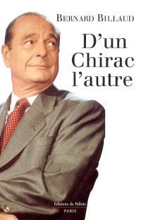 D'un Chirac l'autre