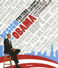 Design for Obama : posters for change : a grassroots anthology