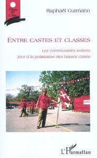 Entre castes et classes : les communistes indiens face à la possibilité des basses castes